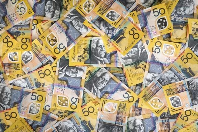$50 Australian Dollar notes from Maximum Tax Refunds Albury Wodonga accountants